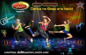 DID Lil Masters 2 2012 Audition Dates Registration 1