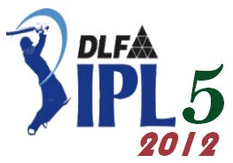 IPL 5 2012 Time Table and Schedule 1