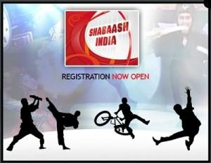 Zee TV Shabaash India 2014 Registration Online 1