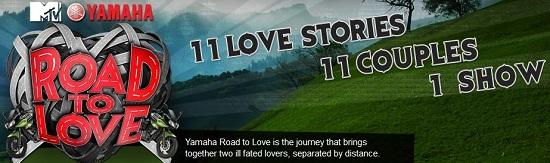 MTV Road To Love 2012 Online Registration Information 1