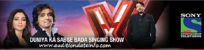 Sony TV X Factor India 2016 Audition and Registration Online 1