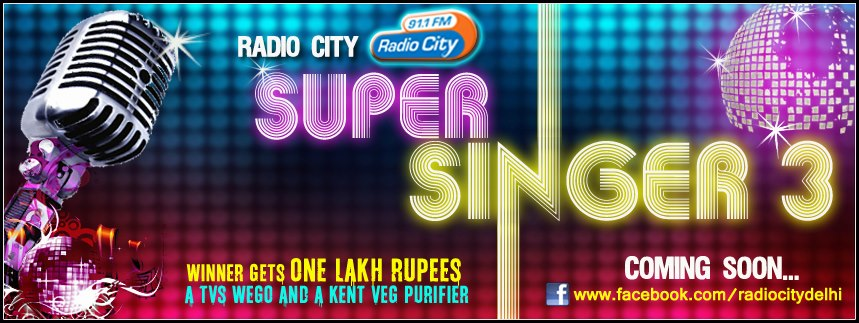 Radio City Super Singer Season 3 2012 1