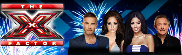 The X Factor 2013 UK Registration Info