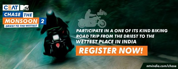 CEAT MTV Chase The Monsoon Season 2 2014