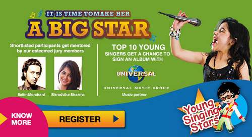 igenius Young Singing Stars