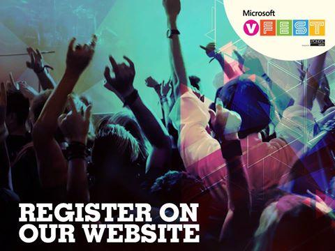 Microsoft V Fest 2015 Online Registration Form
