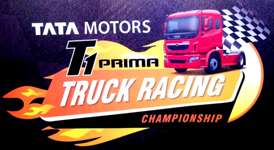Tata T1 Prima Truck Racing championship 2015