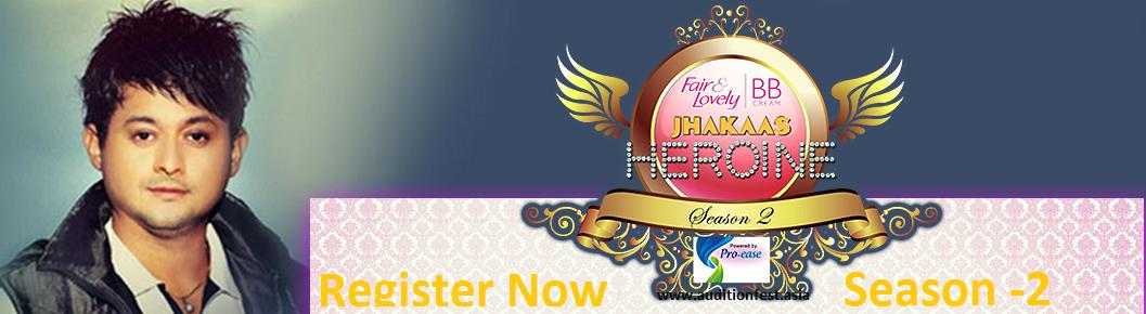 Jhakaas Heroine 2 Contest 2015