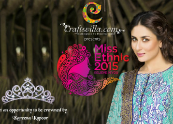 Craftsvilla Miss Ethnic 2015