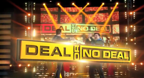 register for deal or no deal