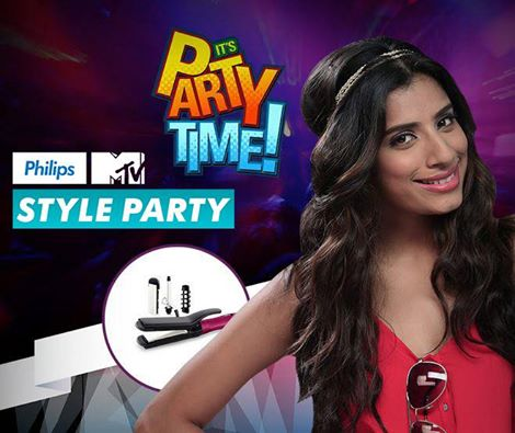 MTV Style Party