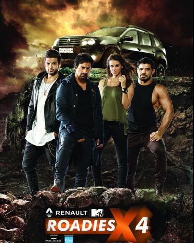 MTV Roadies X4 2015
