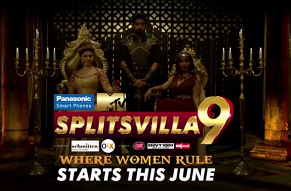 MTV Splitsvilla 9 2016