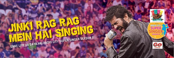 Radio City Super Singer 8 2016