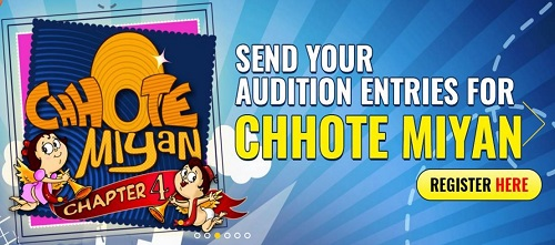 Chhote Miyan Chapter 4 Audition & Online Registration 1
