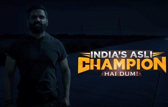 India's Asli Champion Hai Dum - &TV Audition Date & Registration 1