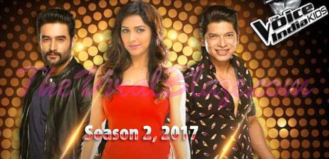 The Voice India Kids 2 2017 Online Registration & Audition Date 1