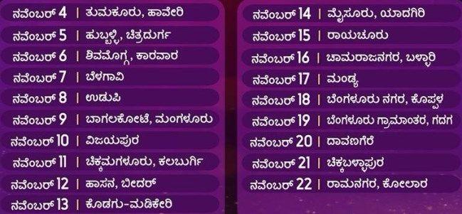 Zee Kannada Khiladigalu Comedy 2 2017 Audition Date 2