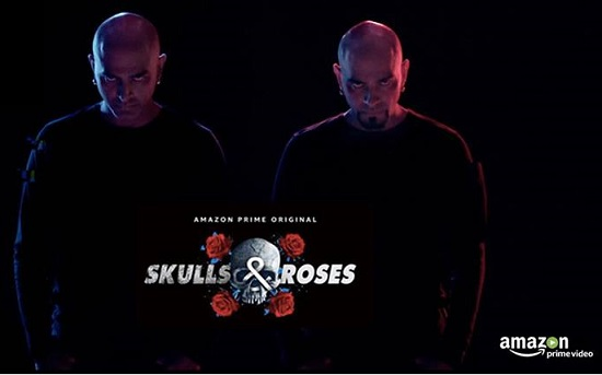 Amazon Prime Skulls & Roses Audition, Casting call - Registration 1