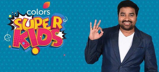 COLORS Tamil Super Kids 2018 Auditions & Registration Details 1