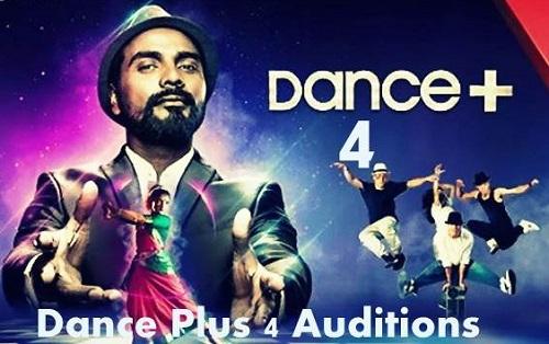 Dance Plus 4 2018 Auditions Date Dance+ Online Registration Form 1