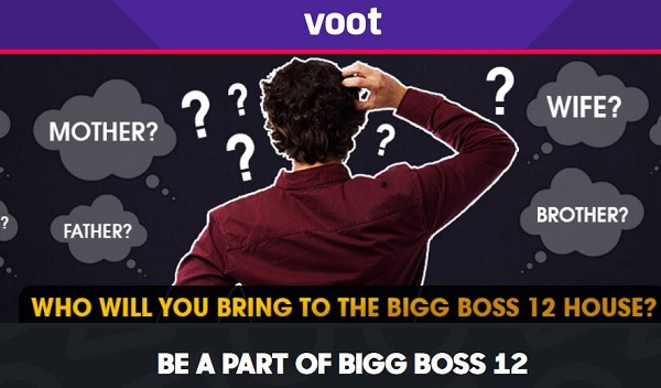 Bigg Boss 12 2018 Couple Entry, Registration for the Auditions 1