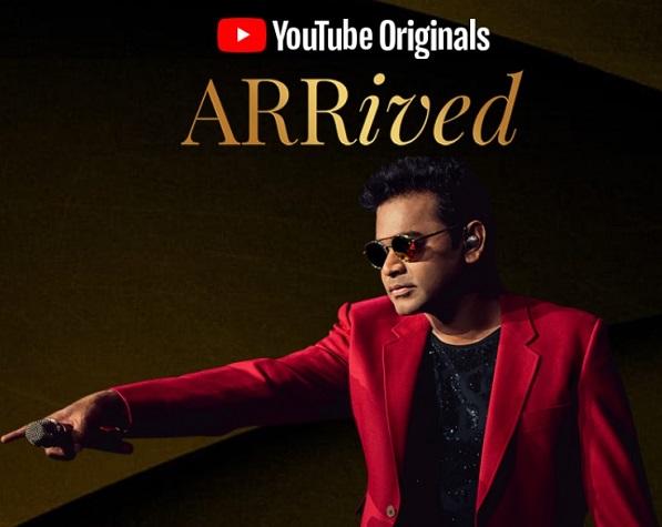 ARRived New Singing Show - Auditions & Online Registration 1