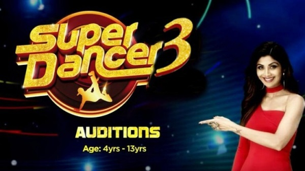 Sony TV's Super Dancer 3 2018 Auditions & Online Registration 1