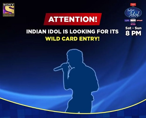 Indian Idol 10 2018 Inviting Wild Card Entry Registration Through SonyLiv App 1
