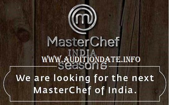 MasterChef India 6 2019 Auditions & Online Registration 3