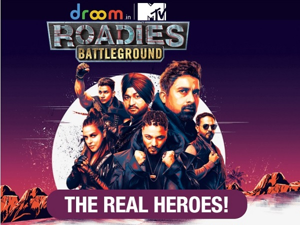 MTV Roadies Real Heroes Battleground 2019 Audition and Registration