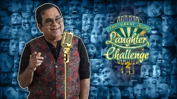 The great Telugu Laughter Challenge 2 2019 audition and online registration 1