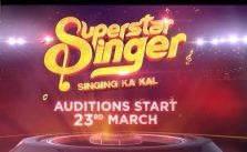 Sony's SuperStar Singer 2019 Auditions and Online Registration 6