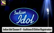 Indian Idol 11 2019 Audition Date & Online Registration detail 1