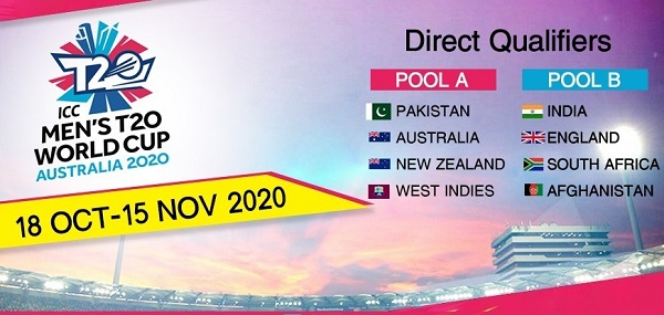 ICC T20 World Cup 2020 Indian Time Table Date Fixtures 1