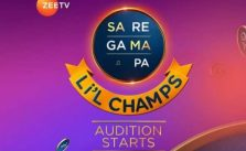 Zee TV Sa Re Ga Ma Pa Lil Champs 2020 Audition, Registration | Date, Venue 25