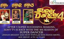 Super Dancer 4 2020 Audition Date Registration, Time, Venue Sony TV, Sonyliv 4