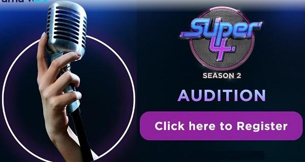Super 4 season 2 2020 Auditions & Registration 1