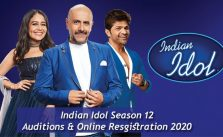 Sony TV Indian Idol - 12 2020 How Apply Online Registration 5