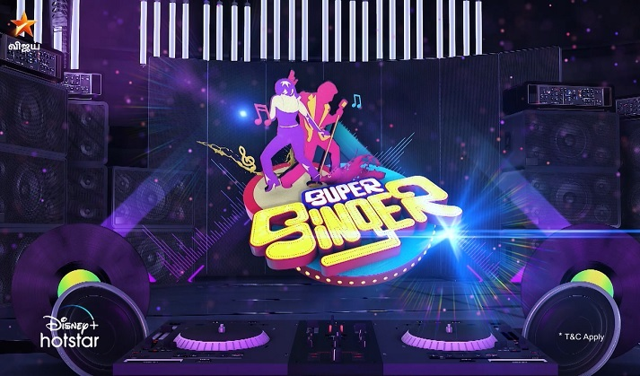 Vijay TV Super Singer 8 2020 Audition Registration, Here is How to Apply! 1