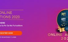 Zee Bangla Sa Re Ga Ma Pa 2020 | How To Give Auditions Online Registration? 10